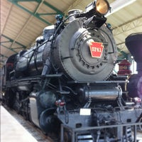 Photo taken at Railroad Museum of Pennsylvania by Edward K. on 8/11/2012