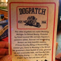 Photo taken at Dogpatch Restaurant by Julie L. on 8/20/2012