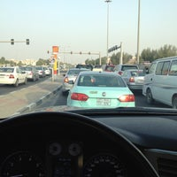 Photo taken at Ramada Intersection by Hanan A. on 6/13/2012
