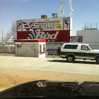 Photo taken at Southern NM Speedway by Stephen W. on 6/9/2012