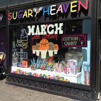 Photo taken at Sugar Heaven by Carson L. on 3/20/2012