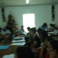 Photo taken at Silang Municipal Hall by Aris V. on 2/15/2012