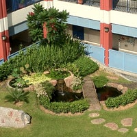 Photo taken at Yuying Secondary School by Don M. on 7/11/2012