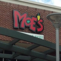 Photo taken at Moe's Southwest Grill by Will W. on 9/12/2012