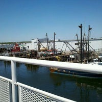 Photo taken at The Block Island Ferry by Zared G. on 5/19/2012