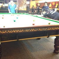 Photo taken at Club 11 Snooker & Pool by Tracy C. on 6/11/2012