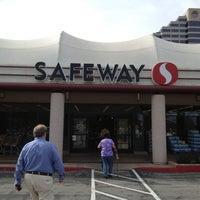 Photo taken at Safeway by Ian M. on 4/18/2012