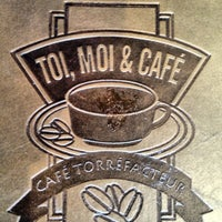 Photo taken at Toi, Moi & Café by Mike D. on 6/3/2012