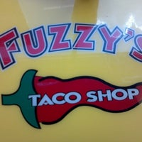 Photo taken at Fuzzy's Taco Shop by wjcollier3 on 7/24/2012