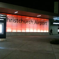 Photo taken at Christchurch International Airport (CHC) by Nik Khairunissa I. on 5/18/2012
