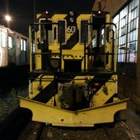Photo taken at NYCT - Concourse Yard and Maintance Facility Home of The (B) (D) Lines by DjMikelover S. on 7/31/2012