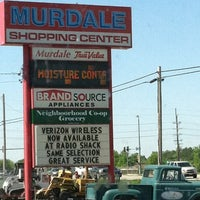 Photo taken at Murdale Shopping Center by Cassi D. on 4/6/2012
