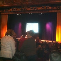 Photo taken at Paramount Arts Center by Tanner H. on 3/10/2012