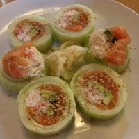 Photo taken at Yuki Sushi by Jennifer O. on 5/10/2012