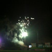 Photo taken at FirstEnergy Park by Tommy A. on 5/26/2012