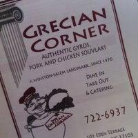 Photo taken at Grecian Corner by Richard C. on 7/14/2012