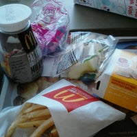 Photo taken at McDonald's by Annie H. on 3/24/2012