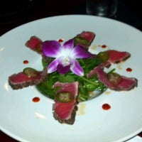 Photo taken at Sushi-O by Mary W. on 3/25/2012