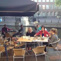 Photo taken at Grand Café De Stadthouder by Kees van Rijn on 8/28/2012