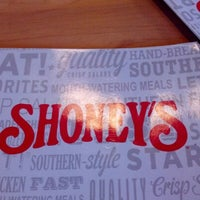 Photo taken at Shoney's by Kayla G. on 8/1/2012