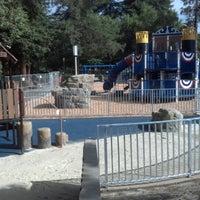 Photo taken at Serra Park by Josh W. on 8/23/2012