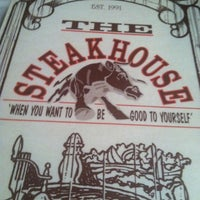 Photo taken at The Steakhouse by Jared R. on 8/8/2012