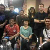 Photo taken at #K4SQUS HQ Surabaya by Juro A. on 6/10/2012