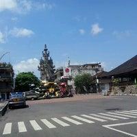 Photo taken at Desa kamasan-Klungkung by Ayoe N. on 8/18/2012