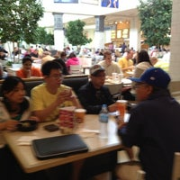 Photo taken at Southpark Food Court by Seska M. on 6/6/2012
