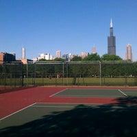 Photo taken at Skinner Park by Julia P. on 6/6/2012