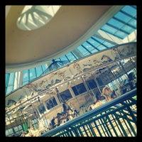 Photo taken at The Carousel @ Carousel Center by Steven T. on 4/29/2012