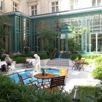 Photo taken at The Westin Paris – Vendôme by Sebastien P. on 8/17/2012