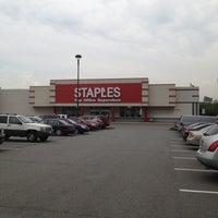 Photo taken at Staples by Eddie C. on 5/30/2012