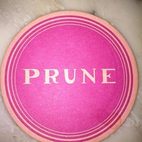 Photo taken at Prune by Ross S. on 5/14/2012