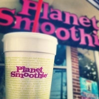 Photo taken at Planet Smoothie by Jim W. on 5/12/2012