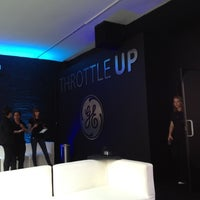 Photo taken at Throttle Up: Interactive Hologram Experience by Matt M. on 5/10/2012