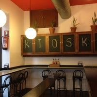 Das Foto wurde bei Bacoa Kiosko von Andrea P. am 4/25/2012 aufgenommen