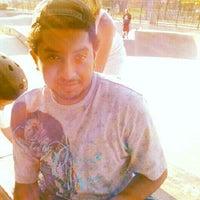 Photo taken at Lawton Skate Park by Tay M. on 8/28/2012
