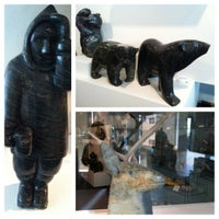 Photo taken at Museum of Inuit Art by Katerina💠 on 7/18/2012