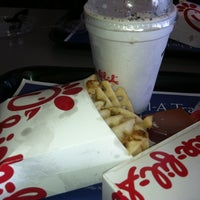 Photo taken at Chick-fil-A by Andrea J. on 8/4/2012