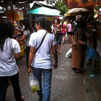 Photo taken at Wang Lang Market by One S. on 6/16/2012