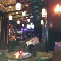 Photo taken at Café Bastille by Fernando F. on 6/29/2012