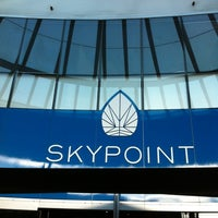 Photo taken at SkyPoint Observation Deck by Gagaga on 3/31/2012