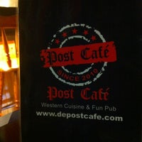 Photo taken at Post Cafe by Chin P. on 6/24/2012