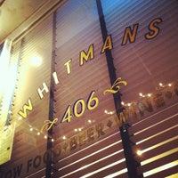 Photo taken at Whitmans by JamesCruickshank @. on 6/19/2012