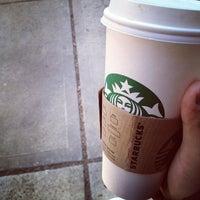 Photo taken at Starbucks by Mickey M. on 3/7/2012
