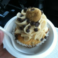 Photo taken at Gigi's Cupcakes by Brittany M. on 4/19/2012