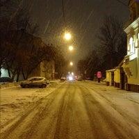 Photo taken at Улица Климашкина by Sergey P. on 2/20/2012