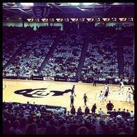 Photo taken at Coors Events Center by Andy M. on 2/26/2012