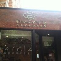 Photo taken at Swirlz Cupcakes by TheTypeYouWife R. on 8/10/2012